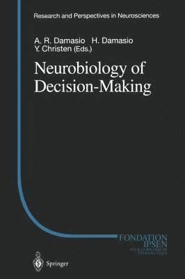 bokomslag Neurobiology of Decision-Making