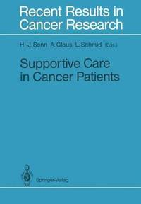 bokomslag Supportive Care in Cancer Patients