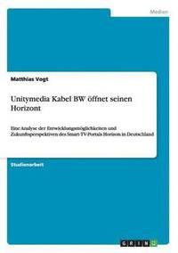 bokomslag Unitymedia Kabel Bw Offnet Seinen Horizont