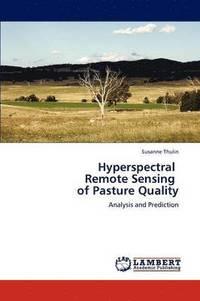 bokomslag Hyperspectral Remote Sensing of Pasture Quality