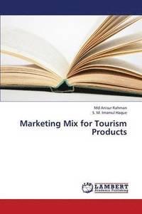 bokomslag Marketing Mix for Tourism Products