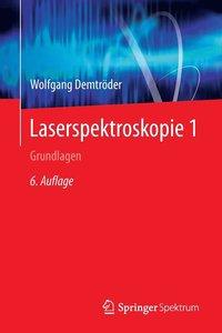 bokomslag Laserspektroskopie 1