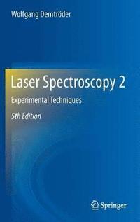 bokomslag Laser Spectroscopy 2 : Experimental Techniques