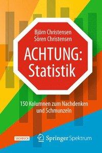 bokomslag Achtung: Statistik