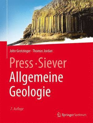 bokomslag Press/siever Allgemeine Geologie