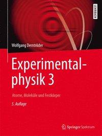 bokomslag Experimentalphysik 3