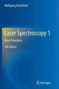 bokomslag Laser Spectroscopy 1