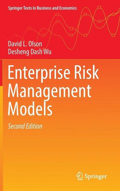 bokomslag Enterprise Risk Management Models