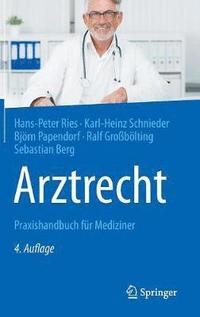 bokomslag Arztrecht