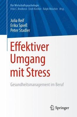 bokomslag Effektiver Umgang Mit Stress