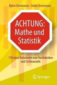 bokomslag Achtung: Mathe Und Statistik
