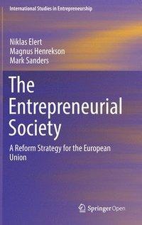bokomslag The Entrepreneurial Society
