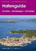 bokomslag Hafenguide Kroatien - Montenegro - Slowenien
