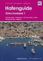 bokomslag Hafenguide Griechenland 1