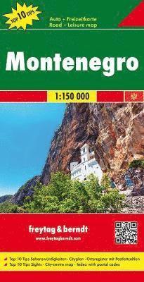 bokomslag Montenegro