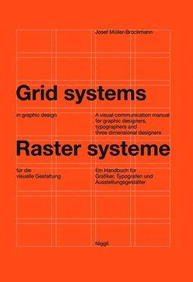 bokomslag Grid Systems in Graphic Design