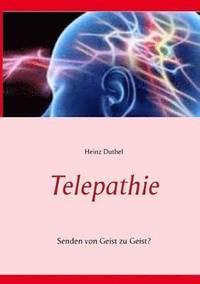 bokomslag Telepathie