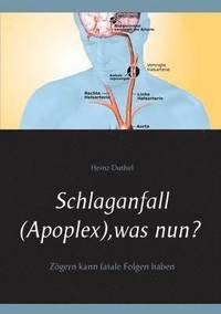 bokomslag Schlaganfall (Apoplex), was nun?