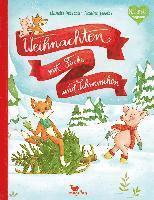 bokomslag Weihnachten mit Fuchs und Schweinchen