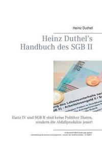 bokomslag Heinz Duthel's Handbuch des SGB II