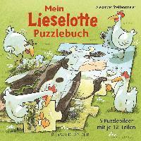 bokomslag Mein Lieselotte-Puzzlebuch
