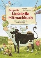 bokomslag Das große Lieselotte Mitmachbuch
