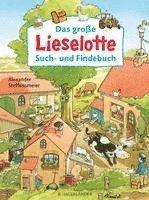 bokomslag Das große Lieselotte Such- und Findebuch