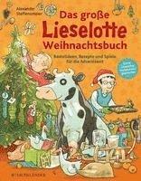 bokomslag Das große Lieselotte Weihnachtsbuch
