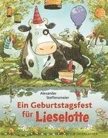 bokomslag Ein Geburtstagsfest für Lieselotte