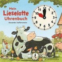 bokomslag Mein Lieselotte Uhrenbuch