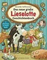 bokomslag Das neue große Lieselotte Geschichtenbuch