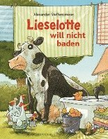 bokomslag Lieselotte will nicht baden