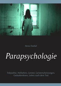 bokomslag Parapsychologie