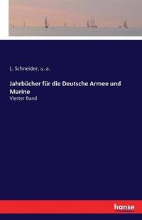bokomslag Jahrbucher fur die Deutsche Armee und Marine
