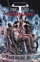bokomslag Der Tod der Inhumans