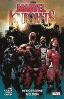 bokomslag Marvel Knights: Vergessene Helden