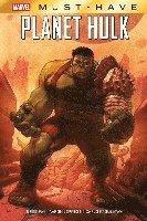 bokomslag Marvel Must-Have: Planet Hulk