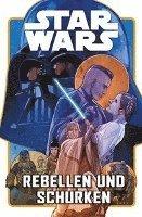 bokomslag Star Wars Comics: Rebellen und Schurken
