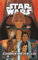 bokomslag Star Wars Comics: Schurken und Rebellen