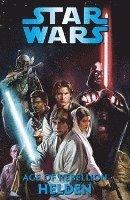 bokomslag Star Wars Comics: Age of Rebellion - Helden