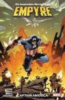 bokomslag Empyre: Captain America