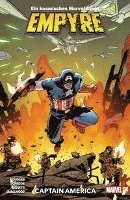 Empyre: Captain America 1
