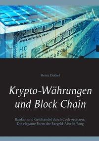 bokomslag Krypto-Wahrungen und Block Chain