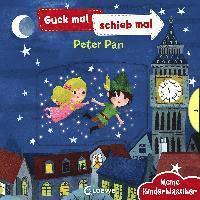 bokomslag Guck mal, schieb mal! Meine Kinderklassiker - Peter Pan