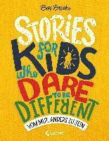 bokomslag Stories for Kids Who Dare to be Different - Vom Mut, anders zu sein