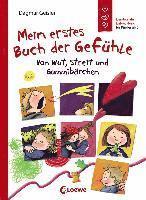 bokomslag Mein erstes Buch der Gefühle - Von Wut, Streit und Gummibärchen
