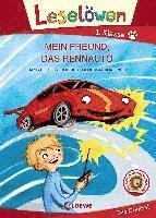bokomslag Leselöwen 1. Klasse - Mein Freund, das Rennauto