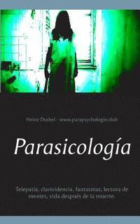 bokomslag Parasicologia
