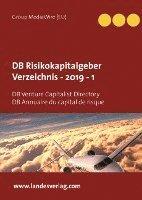 bokomslag DB Risikokapitalgeber Verzeichnis - 2019 - 1