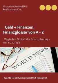 bokomslag DB Geld + Finanzen. Finanzglossar von A - Z
